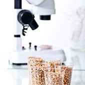 Analyser vos blés et farines